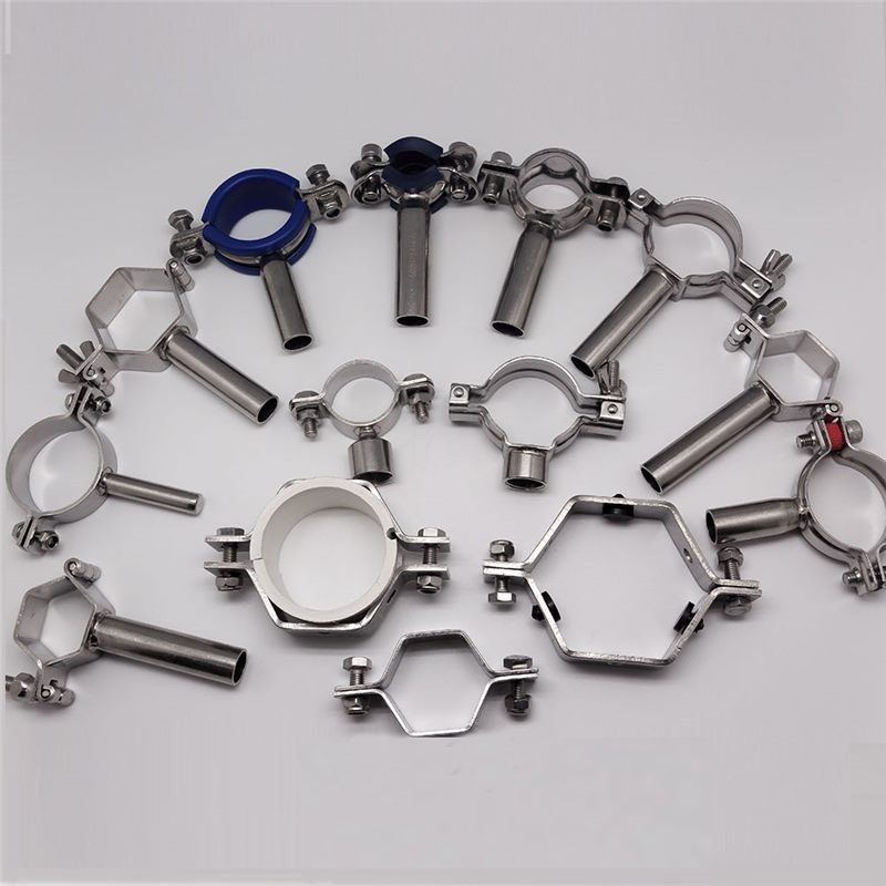 FH03 Stainless Steel Tube Clamp