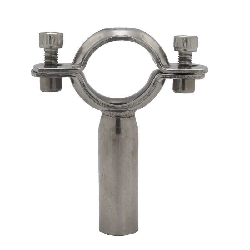 FH10 SS304 Pipe Holding Clamp