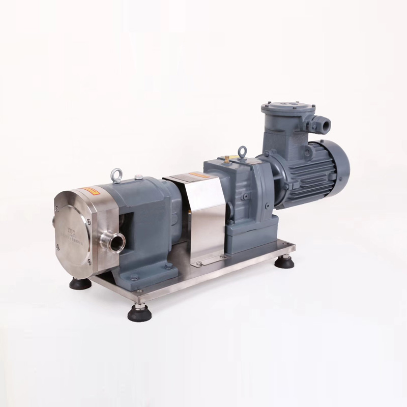 Sanitary Rotor Lobe Pump