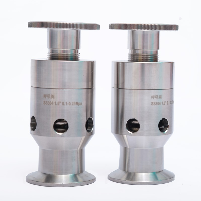 VAV02 Adjustable Pressure/ Vacuum Relief Valve
